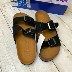 NIB/NWT SKECHERS RELAXED FIT GRANOLA STRAP SANDAL